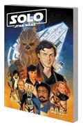 Solo TP Star Wars Story Adaptation