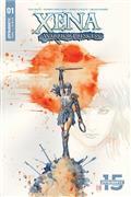 Xena Warrior Princess #1 Cvr A Mack