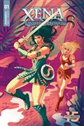 Xena Warrior Princess #1 Cvr D Ganucheau