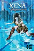 Xena Warrior Princess #1 Cvr E Allen & Martin