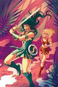 Xena Warrior Princess #1 40 Copy Ganucheau Virgin Incv (Net)