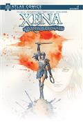 Xena Warrior Princess #1 Atlas Sgn Ed (C: 0-1-2)