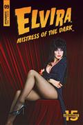 Elvira Mistress of Dark #9 Cvr D Photo