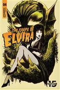 Elvira Shape of Elvira #4 Cvr A Francavilla