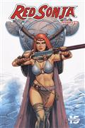 Red Sonja #3 Cvr B Linsner