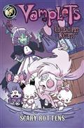 Vamplets Undead Pet Society #1 Scary Rottens Cvr A Coronado