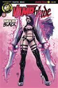 Vampblade Season 4 #1 Cvr A Brao (MR)