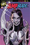 Vampblade Season 4 #1 Cvr E Garcia (MR)