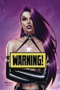 Vampblade Season 4 #1 Cvr J Mckay Virgin Risque (MR)