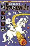 Caspers Spooksville #1 (of 4) Mesarcia Ltd Ed Cvr (C: 0-1-0)
