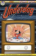 Am Archives Underdog #1 Retro Anim Ltd Ed Cvr (C: 0-1-0)