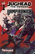 Jughead Hunger vs Vampironica #1 Cvr A Pat & Tim Kennedy (Mr