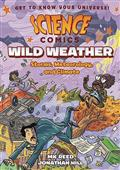 SCIENCE-COMICS-WILD-WEATHER-HC-GN-(C-0-1-0)