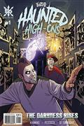 Twiztid Haunted High Ons Darkness Rises #1 (MR)