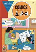 COMICS-EASY-AS-ABC-HC-(C-0-1-0)