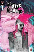 Punk Mambo #1 (of 5) Cvr B Orzu (Net)