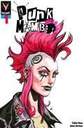 Punk Mambo #1 (of 5) 100 Copy Incv Cvr D Punk Var Brereton (