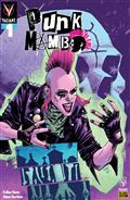 Punk Mambo #1 (of 5) Cvr F #1-5 Pre-Order Bundle Ed (Net)