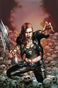 Hellchild Blood Money #1 (of 4) Cvr D Vigonte