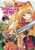 Rising of The Shield Hero GN Vol 02 Manga