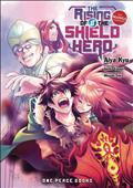 Rising of The Shield Hero GN Vol 08 Manga