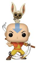 Pop & Buddy Avatar Aang W/ Momo Vinyl Fig (C: 1-1-2)