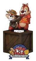 Disney Mc-009 Chip N Dale PX 1/4 Scale Statue (Net) (C: 1-1-