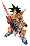 Sangoku Soketsuden Liu Bei Unicorn Gundam Sd Mdl Kit (Net) (