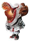 It Pennywise Defo Real Soft Vinyl Statue Scary Ver W/Light (