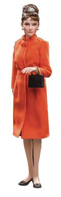 Breakfast At Tiffanys Audrey Hepburn 1/6 AF Orange Dlx Ver (