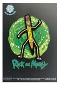 Rick And Morty Pencilvyster Quote Pin (C: 1-1-2)