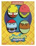 Spongebob Squarepants Easter Egg Pin Set (C: 1-1-2)