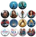 Aquaman Movie 144Pc Button Asst (C: 1-1-2)