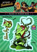 DC Bombshells Poison Ivy PX Vinyl Decal (C: 1-1-1)