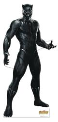 Marvel Infinity War Black Panther Life-Size Stand Up (C: 1-1