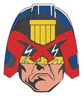 2000 Ad Judge Dredd 1:2 Scale Badge (C: 1-1-2)