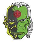 2000 Ad Judge Dredd Tharg The Mighty Pin (C: 1-1-2)
