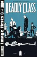 Image Firsts Deadly Class #1 (MR)