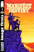 Image Firsts Manifest Destiny #1