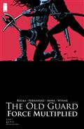 Old Guard Force Multiplied #5 (of 5) (MR)