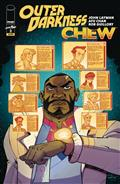 Outer Darkness Chew #2 (of 3) Cvr B Guillory (MR)