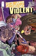 Pretty Violent #7 (MR)