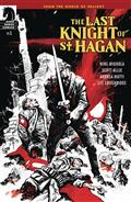 Last Knight of St Hagan #1 (of 4)