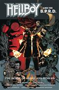 Hellboy And The BPRD Beast of Vargu & Others TP (C: 0-1-2)