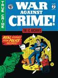 Ec Archives War Against Crime HC Vol 02 (C: 1-1-2)
