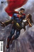 Action Comics #1022 L Parrillo Var Ed