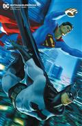 Batman Superman #9 Mike Mayhew Var Ed