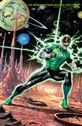 Green Lantern Season 2 #3 Scott Wiliams Var Ed