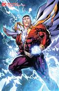 Shazam #12 Ken Lashley Var Ed