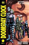 Doomsday Clock HC Part 01